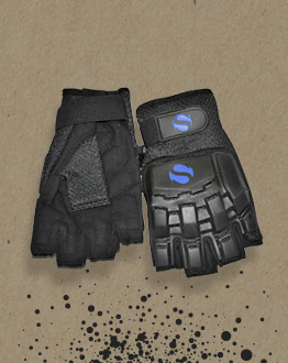 guantes paintball