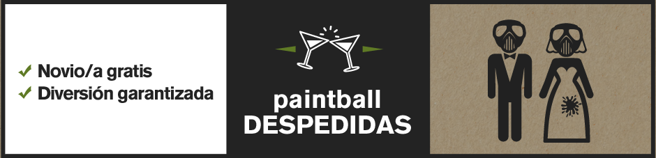 paintball despedidas